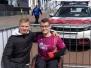 Jakub Ostasz  wziął udział w biegu Wings for Life World Run