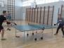 Szkolny turniej w tenisie stołowym