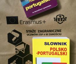 Harmonogram zajęć z języka portugalskiego ERASMUS+