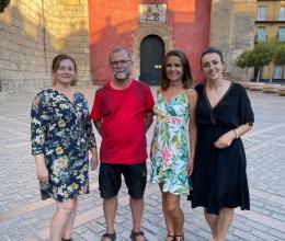 Aleksandra, Marian, Monika i Sylwia